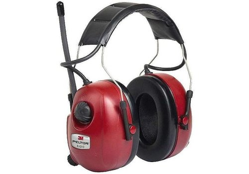 HRXS7A-01 Gehoorkap  Radio+MP3