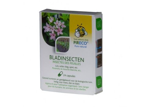 LWS Bladinsect capsules