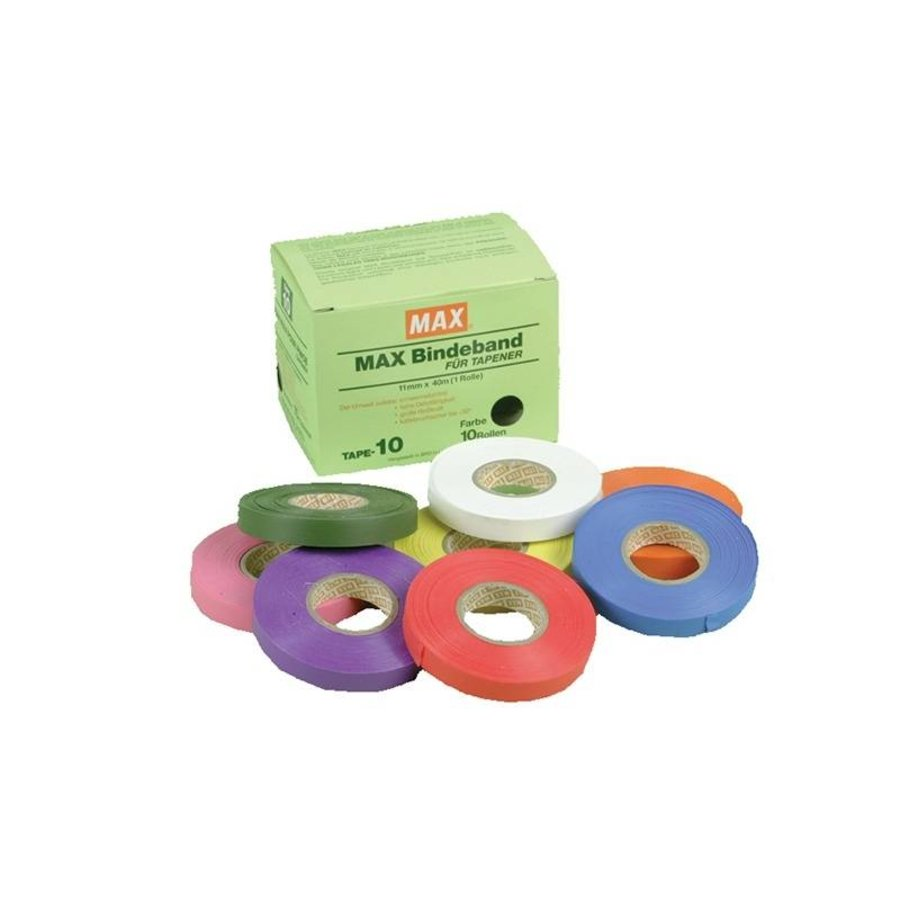 Max bindtang tape A-plus 0.15mm - groen-1