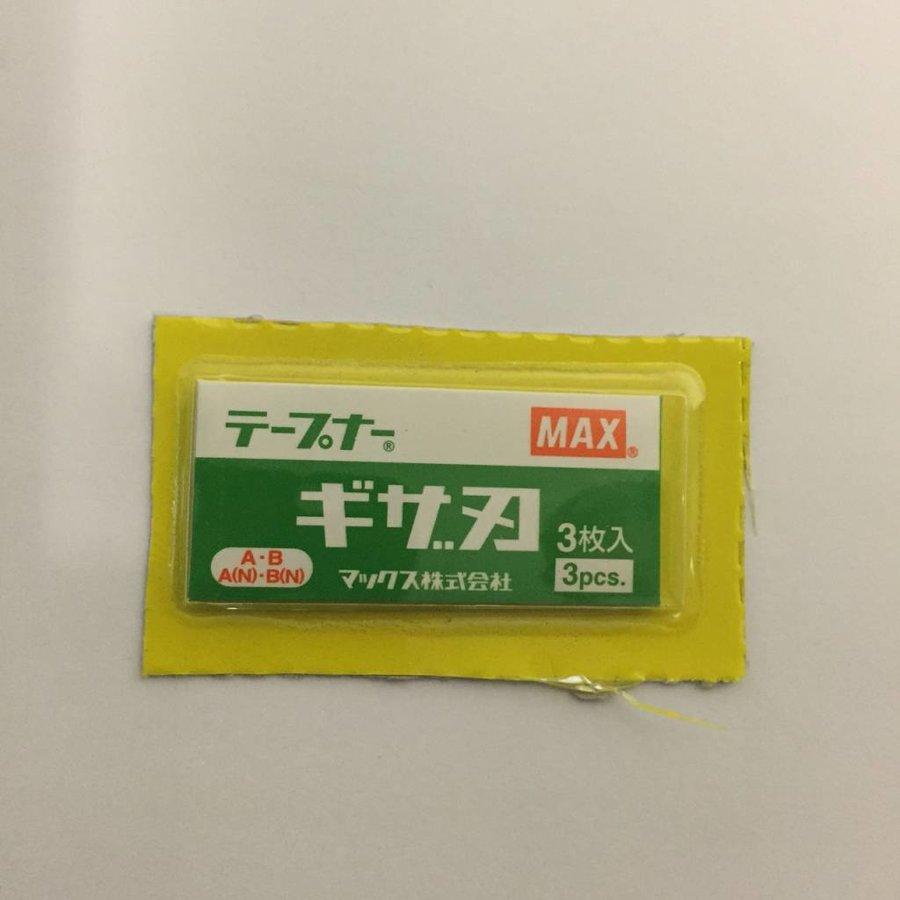 Max bindtang mesjes voor HT-B-1