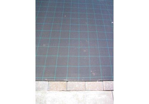 Anti worteldoek 3.30m breed 120gr/m2