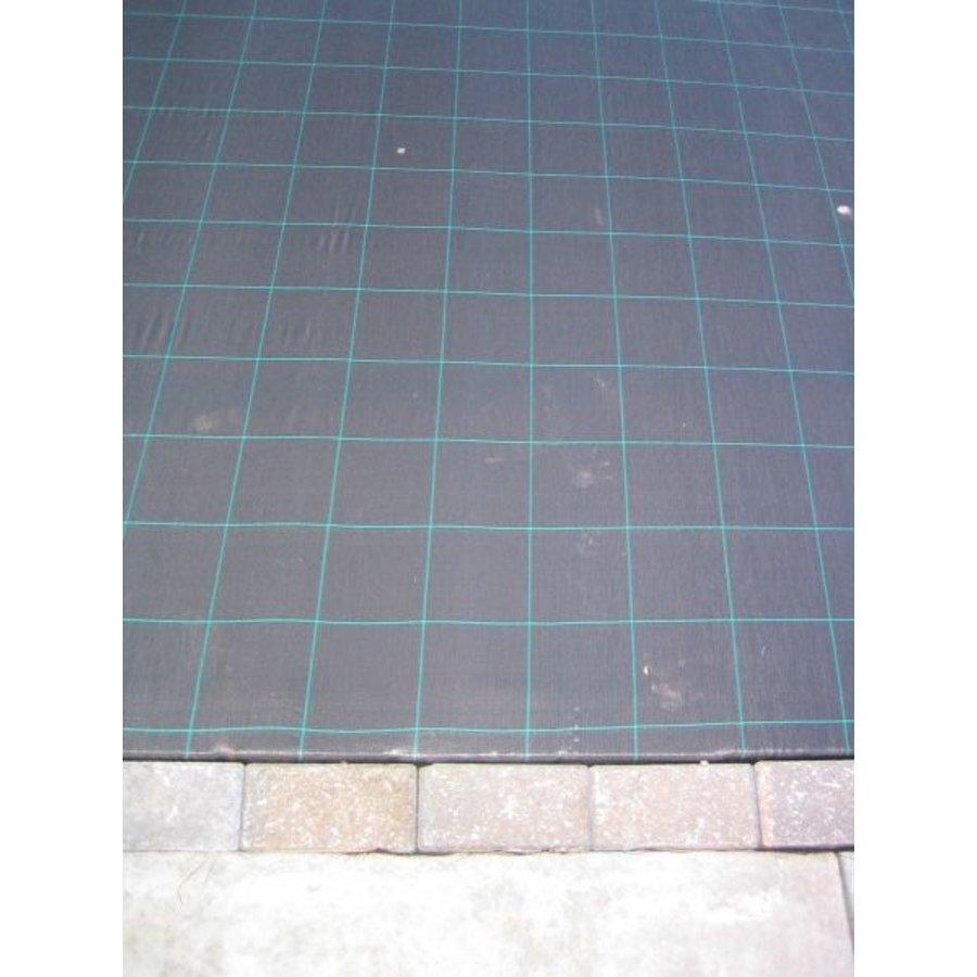 Anti worteldoek 2.10m breed 110gr/m2-1