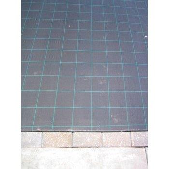 Anti worteldoek 1.25m breed 120gr/m2
