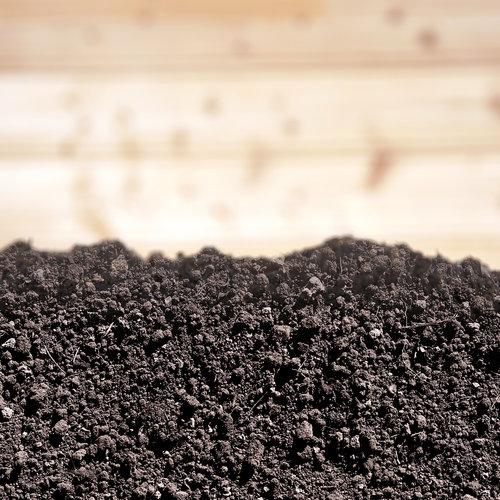 Potgrond, boomschors en substraten