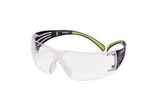 Veiligheidsbril Secure Fit helder SF401AF