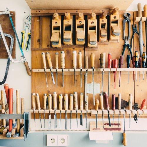 Diverse gereedschappen