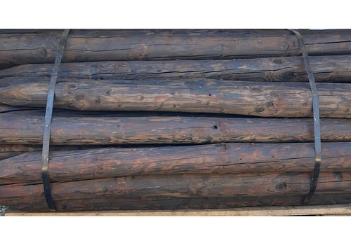 Spoorbiels Creo 2.60m 15x25cm