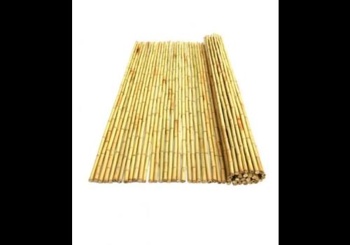Bamboemat Geel Daguan