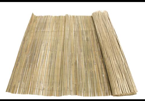 Gespleten Bamboemat Geel