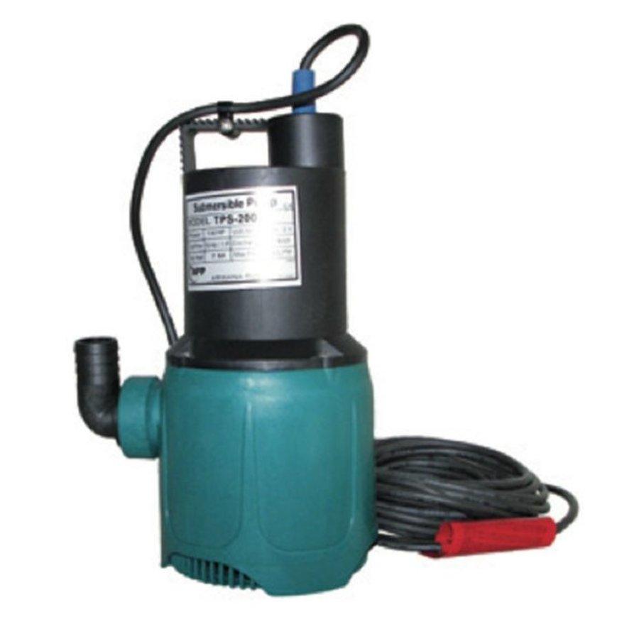 APP Dompelpomp Type TPV 200 - 0,19kW - 8,4m3/h - 230V-1