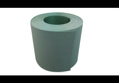 Gietrand groen 30cm x 20m x 3mm