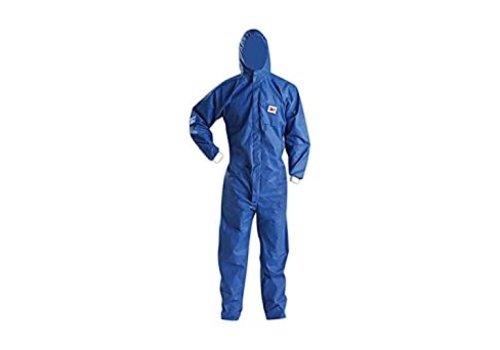 Spuitoverall 3M blauw disposable