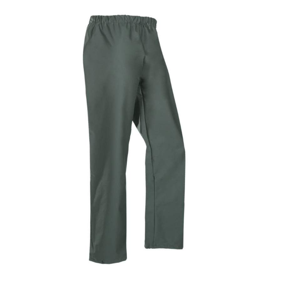 Regenbroek  Flexothane groen-1