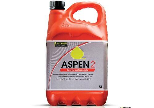 Brandstof Aspen 2T