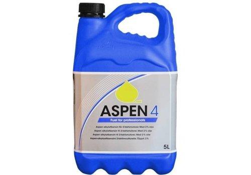 Brandstof Aspen 4T