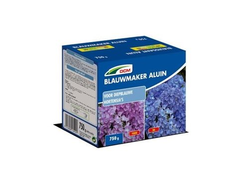 Blauwmaker Hortensia's - Aluin 750gr
