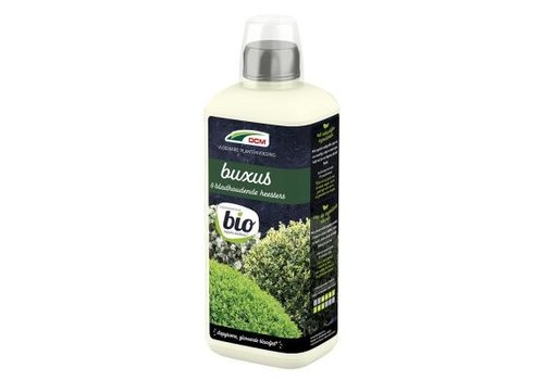Vloeibare Meststof Buxus & Bladhoudende heesters