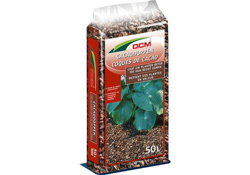 Cacaodoppen 50ltr