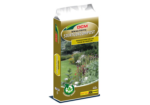 Siertuincompost 40ltr