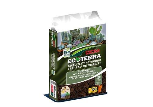 Ecoterra Cactussen, Vet- & Rotsplanten
