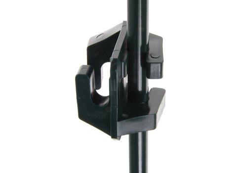 Klikisolator(groen) voor palen met 8mm doorsnede