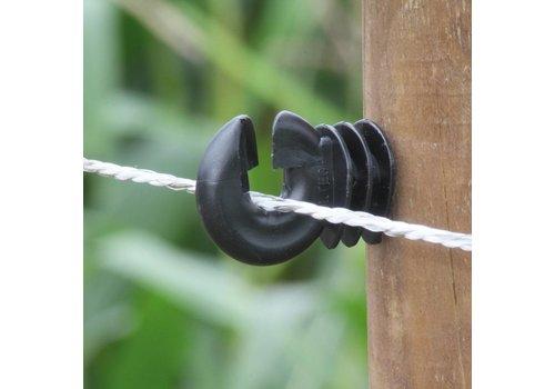 Schrikdraad 3,5mm wit 36 PE, 250m