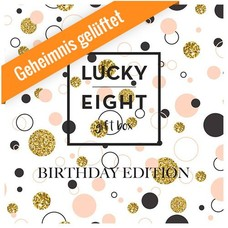 GESCHENKBOX Oktober 2016 - BIRTHDAY EDITION