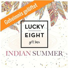 GESCHENKBOX September 2016 - INDIAN SUMMER