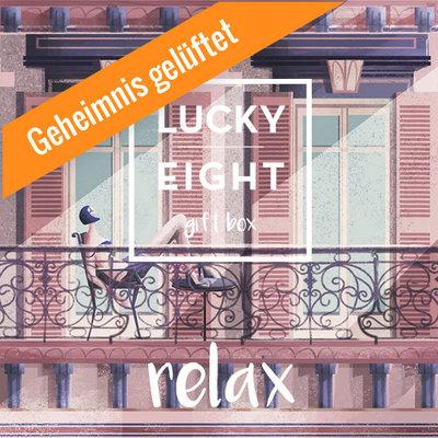GESCHENKBOX August - RELAX