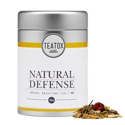 Teatox Kräutertee Natural Defense