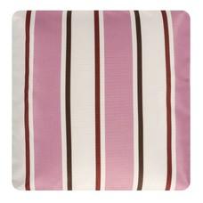 Pad Concept OUTDOOR SITZKISSEN gestreift - pink 40x40 cm