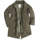 Mil-Tec U.S. M65 shell parka without hood, olive