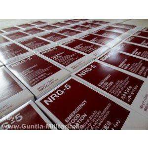 20x Notverpflegung NRG-5 - Super Preis! Restposten! Lagerauflösung