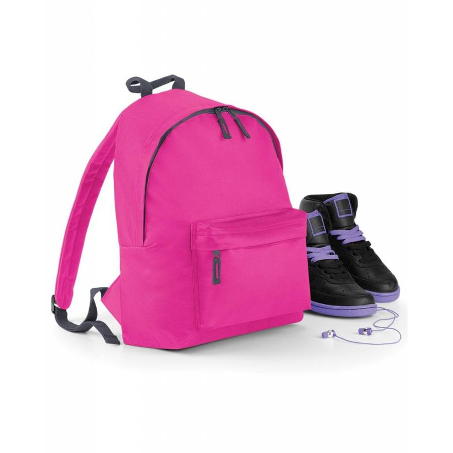 Junior backpack with Monogram printing and name-3