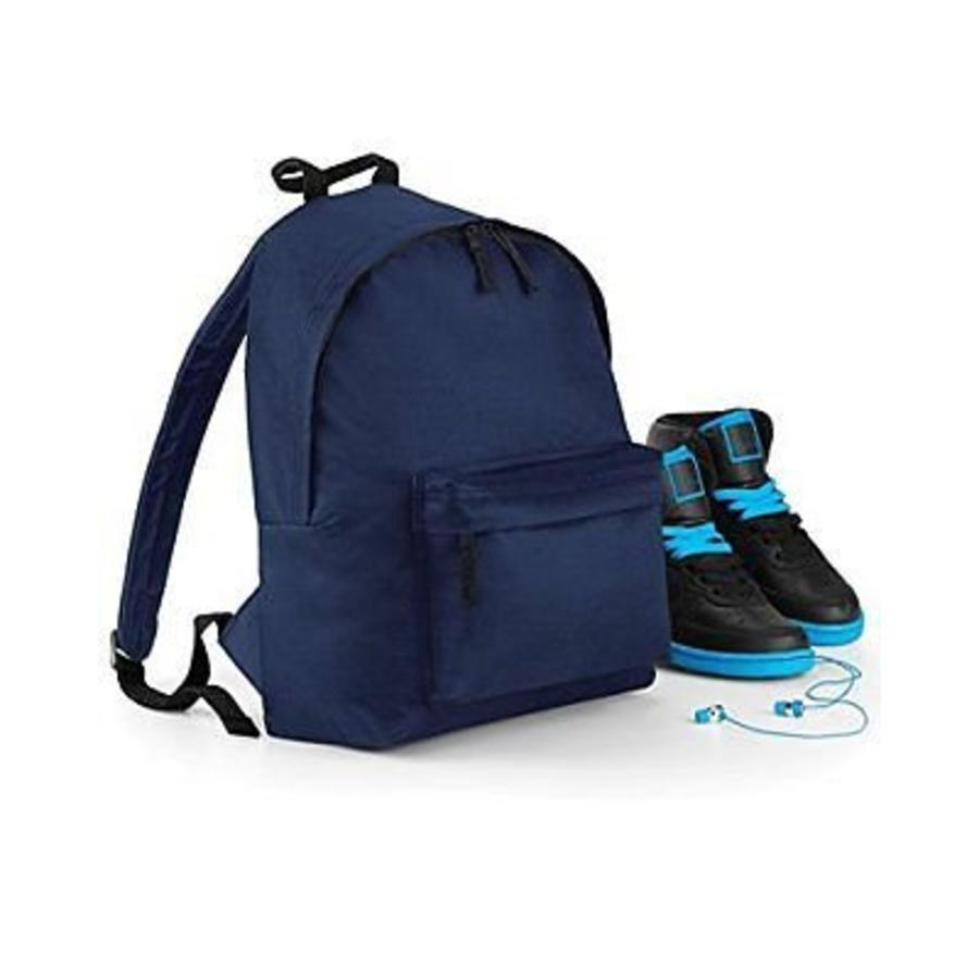 Junior backpack with Monogram printing and name-4