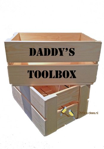 Tool box personalized