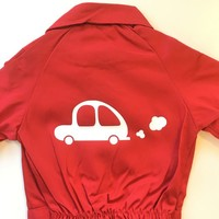 thumb-Customise your overall with the picture of a car-1