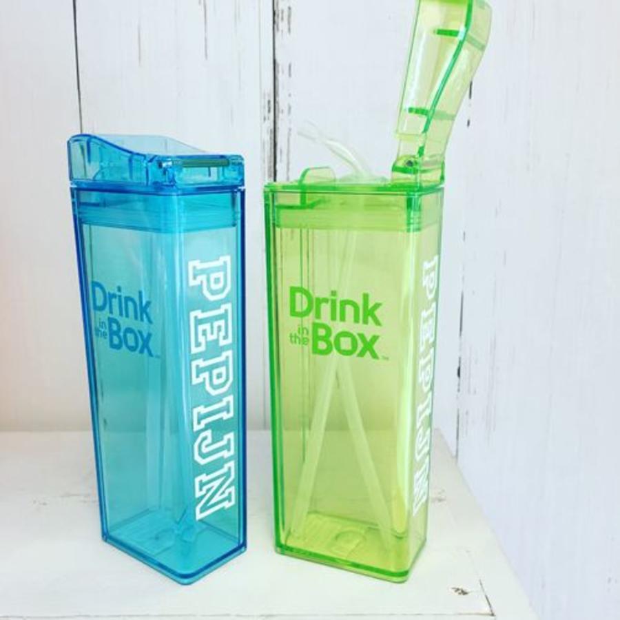 Naamstickers, 2 stuks voor Drink in The Box en Snack in the Box-3