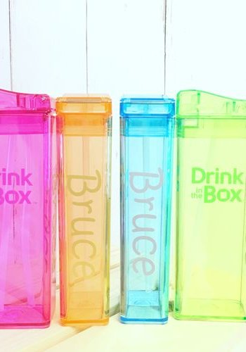 Precidio Name sticker for Drink in The Box