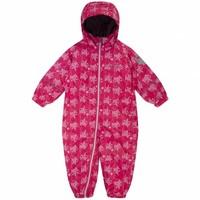 thumb-Regatta Splat Kids All-in-One Suit -Blush Fox| 80-116-1