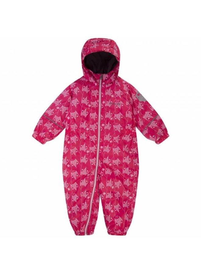 Regatta Splat Kids All-in-One Suit -Blush Fox| 80-116