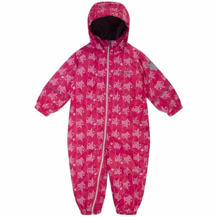 Regatta Splat Kids All-in-One Suit -Blush Fox| 80-116-1