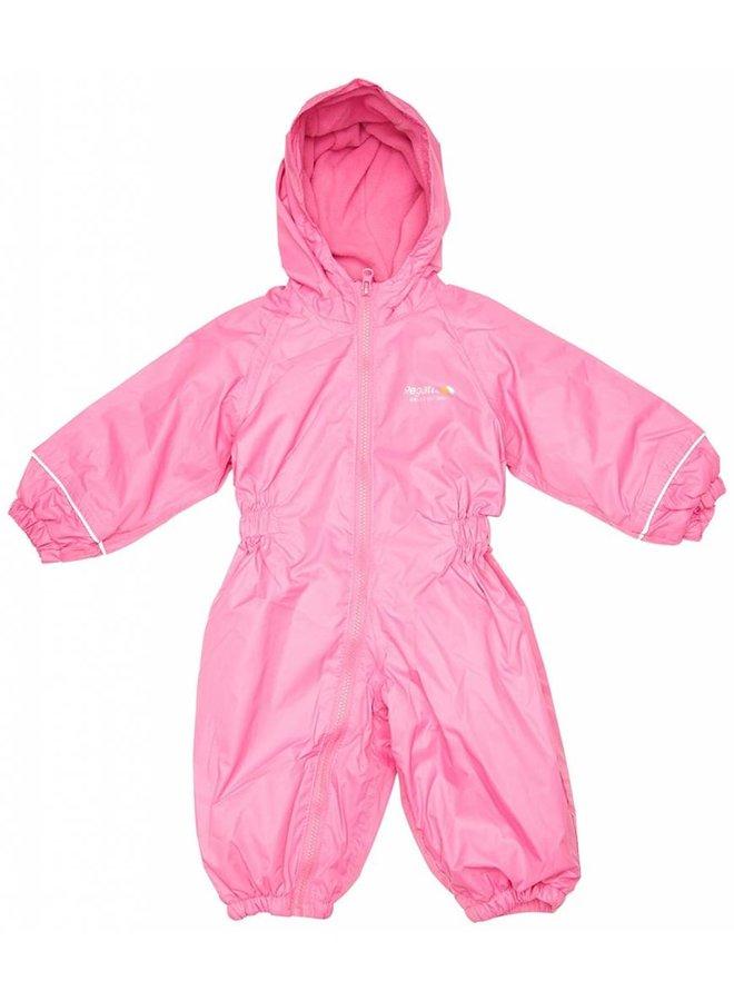 Regen- en skipak Splosh - roze,   80-86