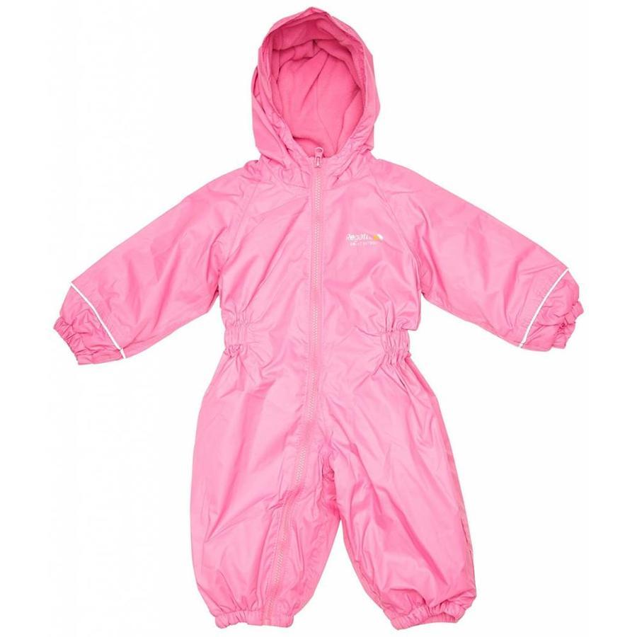 Regatta Splosh Kids All-in-One Suit - pink| 80-86-2