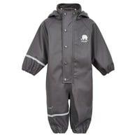 One-piece children's rainsuit: mousegrey   80-110