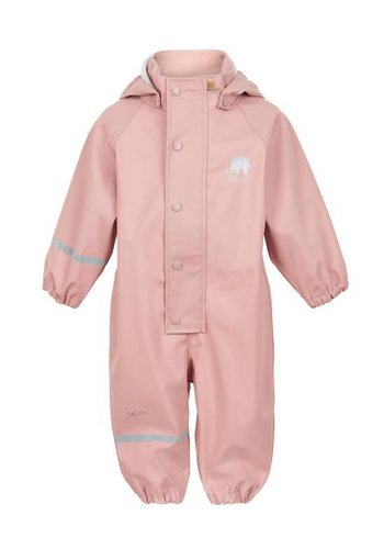 CeLaVi Misty Rose children's rain overall 80-110