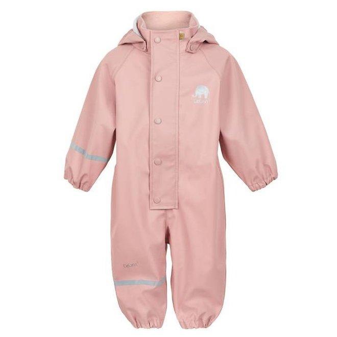 One-piece children's rainsuit: Misty Rose | 80-110