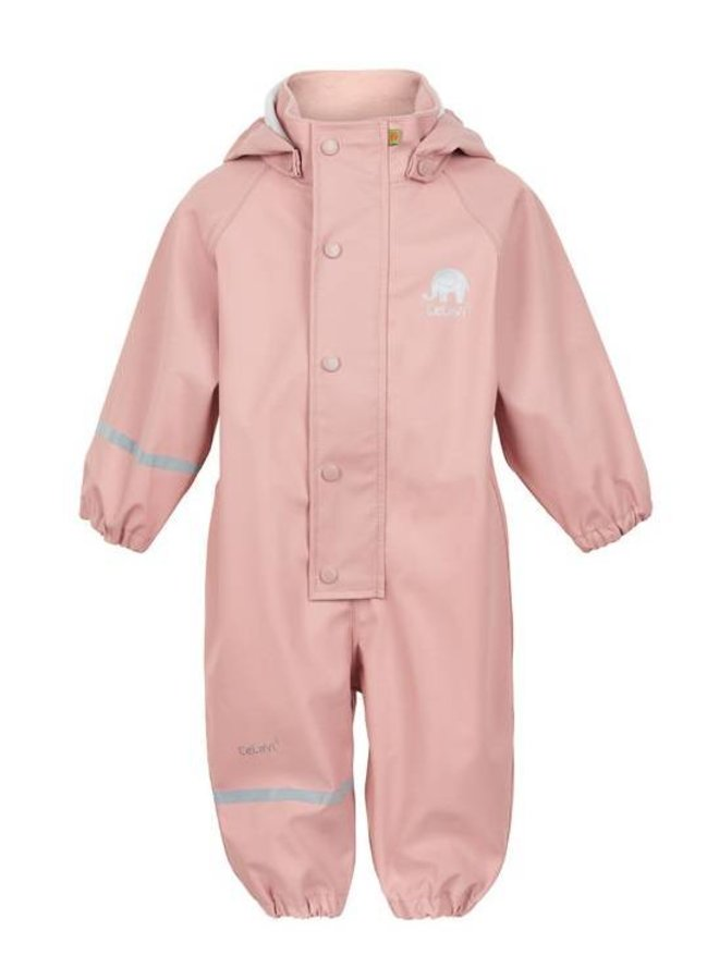 Misty Rose kinder regenoverall  | 80-110