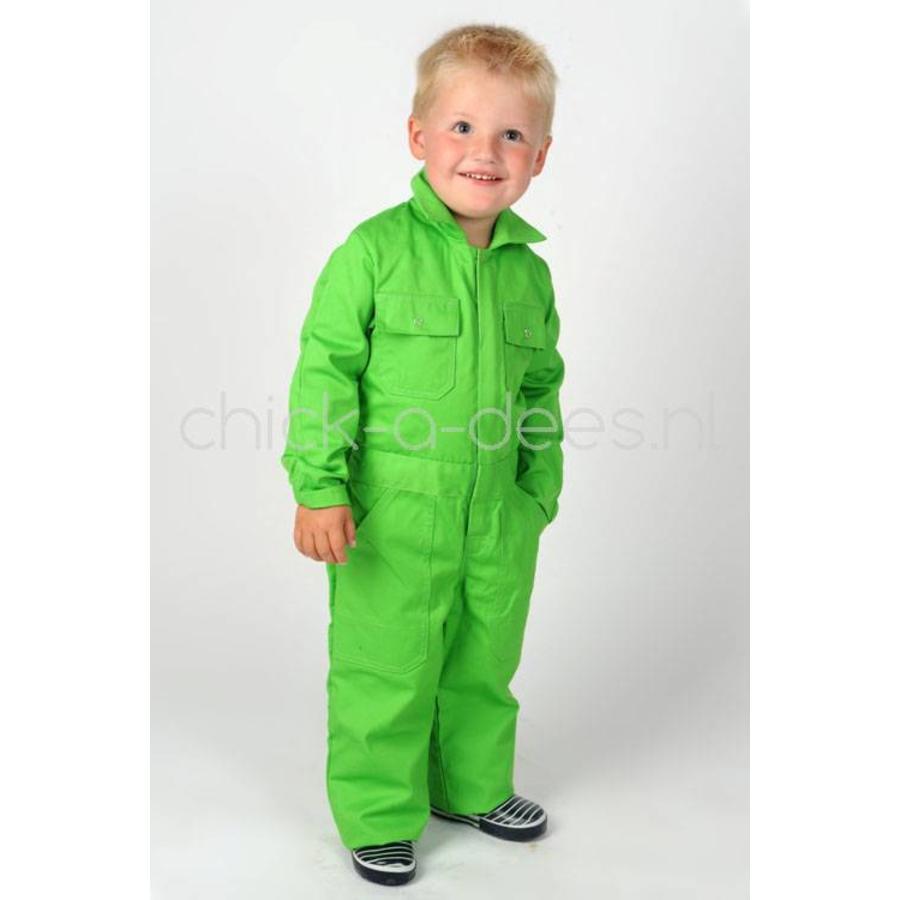 Kinderoverall limegreen-1