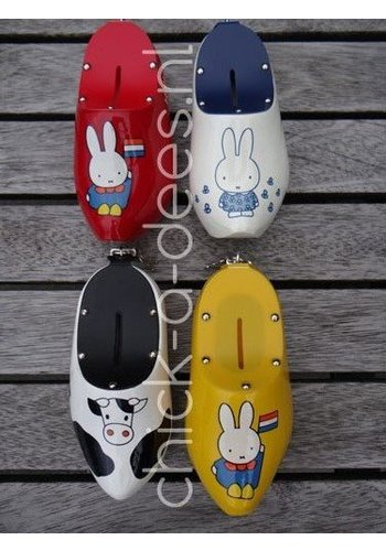 Miffy clog piggy bank